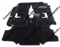 Datsun 260Z 2 Seater Carpet Set - Wessex Wool Range